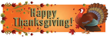 Image result for THANKSGIVING CLIP ART BANNERS